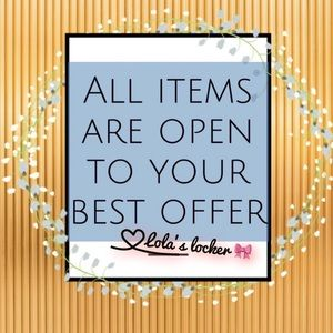 🎀Welcome to Lola's Locker!🎀 Bundle Friendly🎀